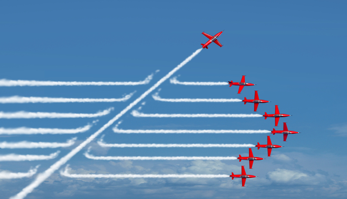 Leading without Leading: The new direction (or lack of it) in Leadership.