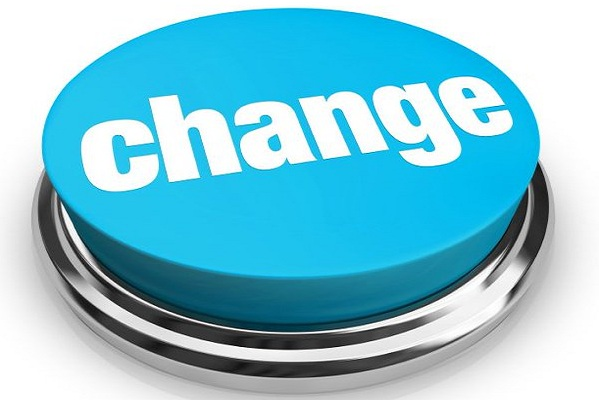 Change Management – the Only Game in Town.